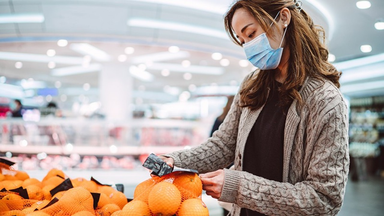 5 smart food-shopping tips